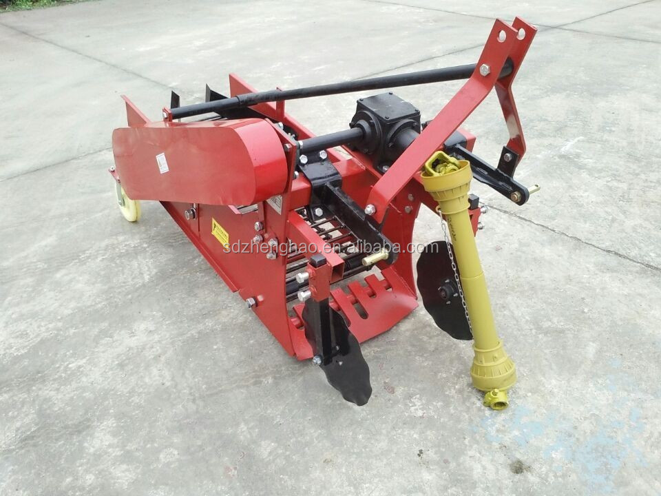 one row potato harvester
