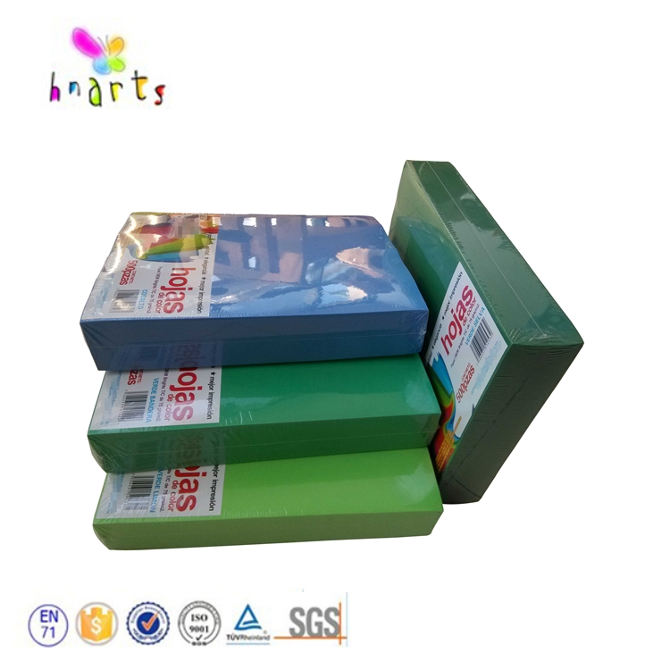 virgin pulp color paper 75gsm,offset printing color paper