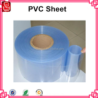 1mm thick pvc roll rigid pvc clear plastic sheets