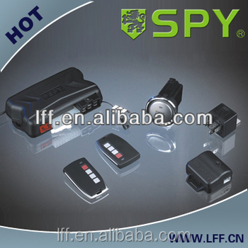 Passive keyless entry with start stop button