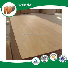 18mm both sides laminated melamine plywood for furniture and door