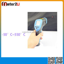 Industrial New Digital infrared instant digital thermometer high precision DT-8550 with Laser