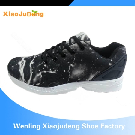 flash colorful hot sale shoes /high quality cheap price sport shoes no heel for men