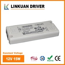 New style ultra-thin constant voltage 12/24V led power supply