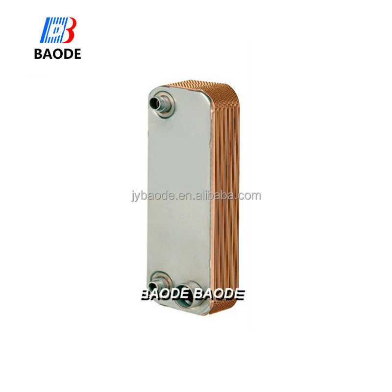 UL home brazed heat exchanger