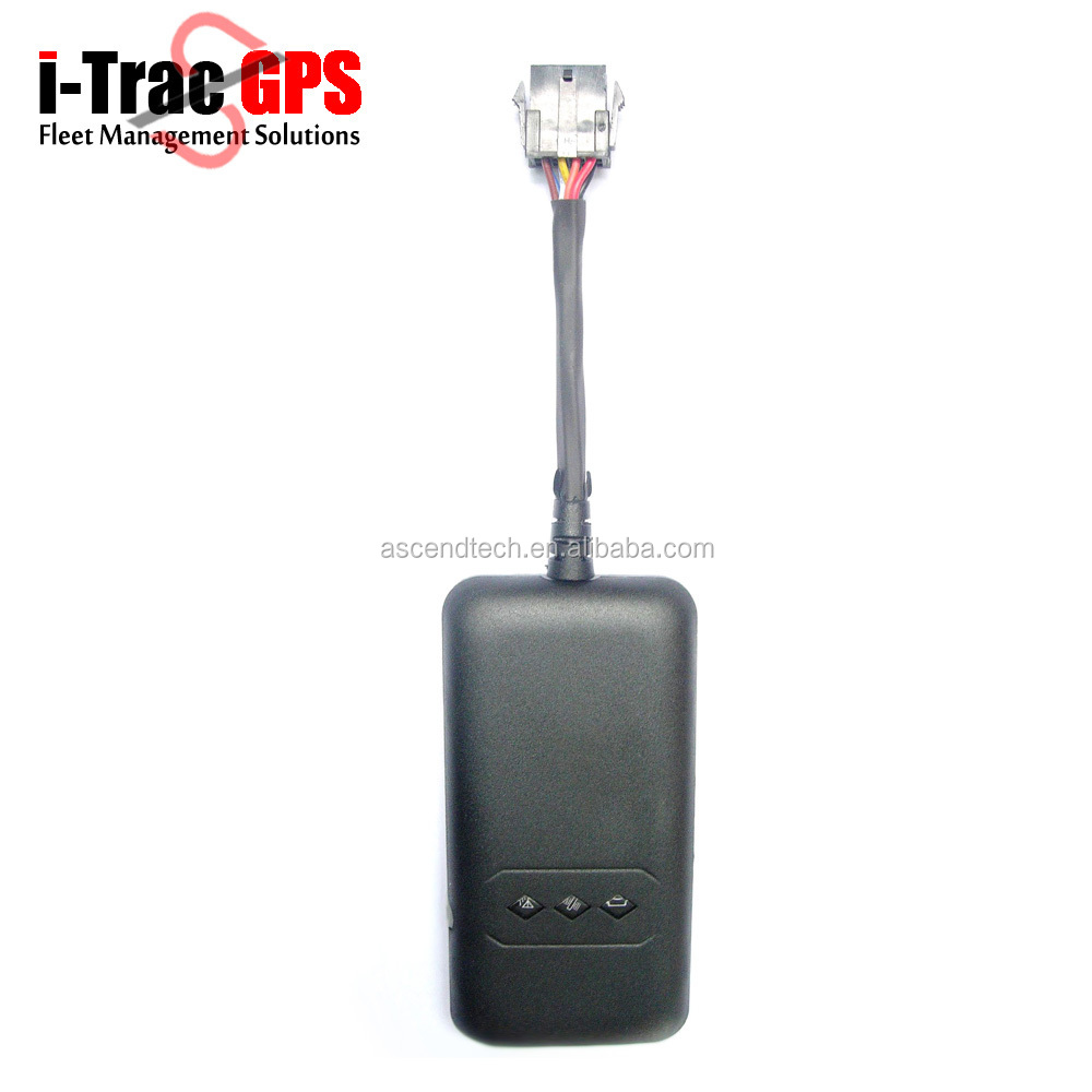 hidden gps locator for motorcycles gsm no service fees