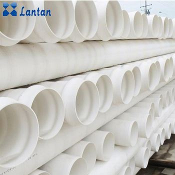 high pressure PVC SCH40 Drinking water supply pipe