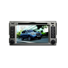 S160 System Android 4.4.4 HD 1024*600 Car DVD Player GPS Radio Multimedia Navigation System for Hyundai Santa Fe 2000-2016