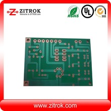 TV antenna amplifier circuit, electronic pcb board making