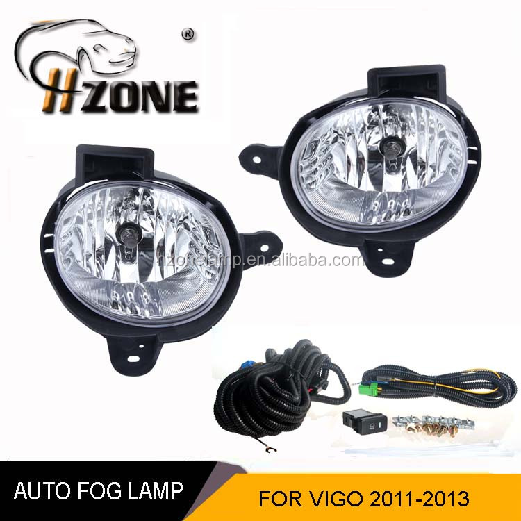 Halogen fog lamp for Hilux Vigo Champ 2011 2012 2013 Car bar Light
