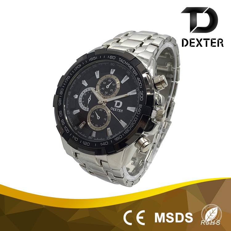 46mm dia Alloy watch case man metal watch