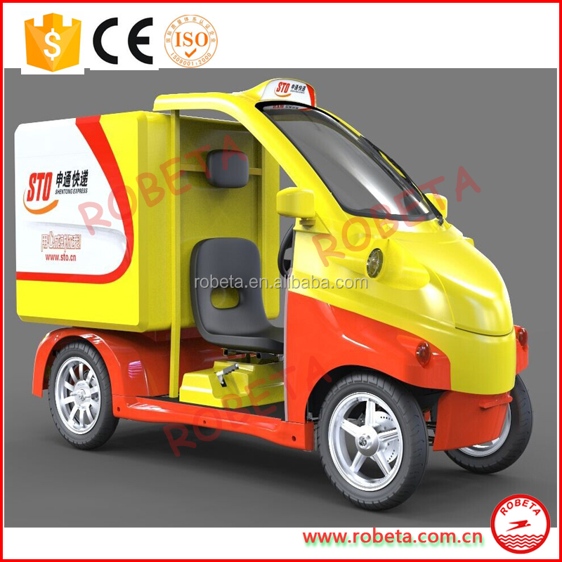 New energy cheap electric bike for cargo delivery/electric delivery car with a heave box