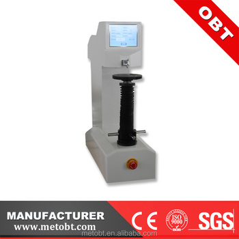 Digital Rockwell Hardness Tester with Large LCD Screen