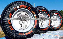 inflatable tire advertising,inflatable tire replica F7040