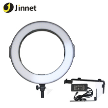 LED-RL288A Camera Photo/Video 35W 288 Pieces LED Ring Light 5500K Dimmable Ring Video Light & Universal Adapter with US/EU Plug