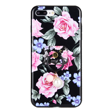 New Products 2017 Bling Bling Diamond Rhinestone stone IMD TPU Phone case for iPhone 7