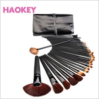 32 pcs cute makeup kits Professional Cosmetic Brush Set