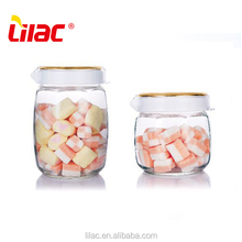 condiment seasoning glass containers for spice