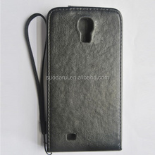 Hand Strap Phone Case For Samsung Galaxy S4 i9500 Leather Flip Cover Case