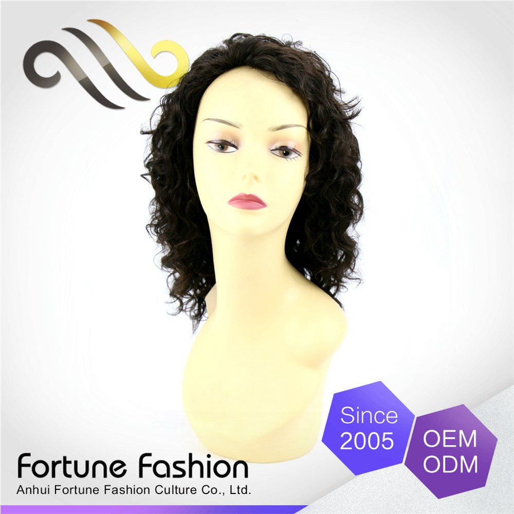 Casual Direct Factory Price Clean And No Smell Straight Curly Kinky Twist Wigs For Black Women