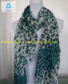 New arrival ! newest fashion rayon lady small polka dot scarf