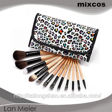 Free sample Makeup brushes 12 pcs Luxury professional makeup brush set