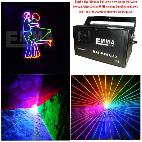 ILDA+SD+2D+programmable laser mini galaxy laser projector light