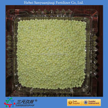 Sulfur coated Urea Granular urea fertilizer 46% n
