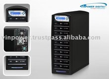 SharkBlu HDD:10 Blu-Ray / DVD / CD Stand-Alone Manual Tower Duplicator