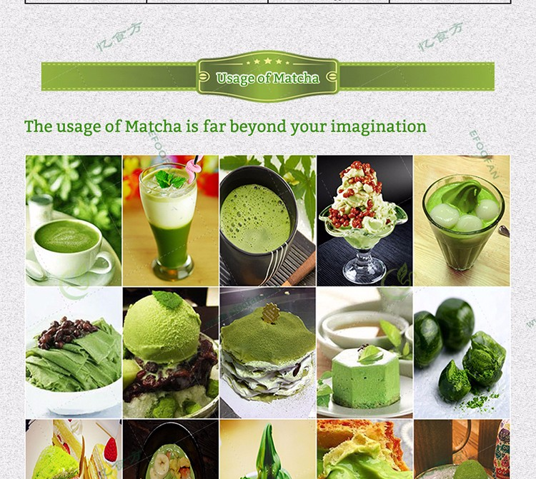 Import Export Company Names Detox Tea Organic Matcha Private Label
