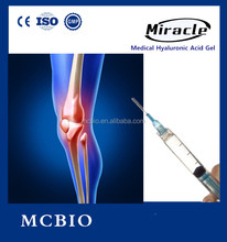 MCBIO hyaluronic acid gel knee joint injection