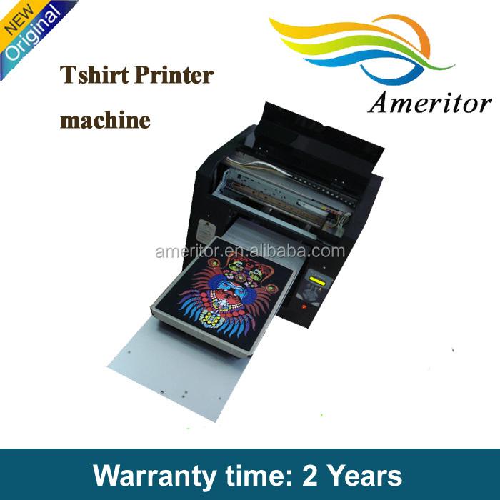 Best Price White Ink Printing 3d T Shirt Printing Machine