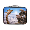 China Supplier Cute Animal Travel Organizer Bag Lovely Foldable Duffle Bags for Girls