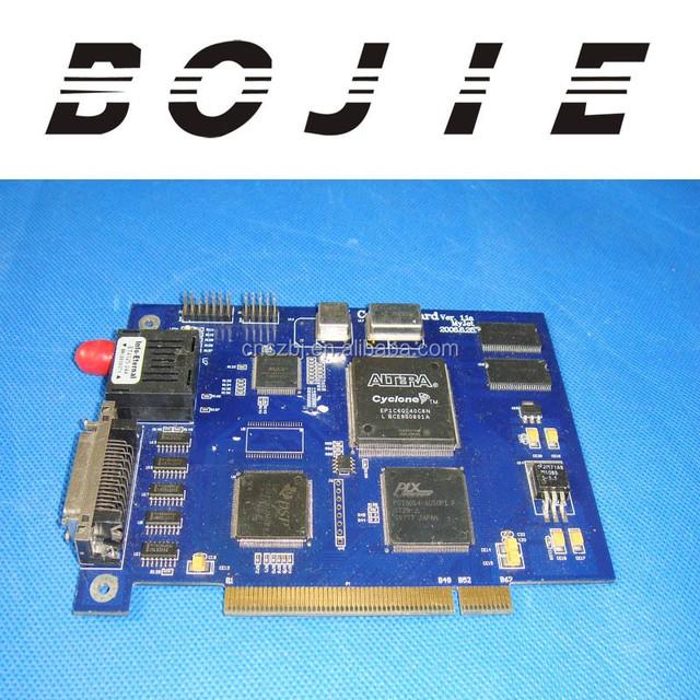 printer control board for myjet 128 PCI control card ver 1.1a