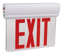 Explosion-proof thermoplastic ABS housing Led Exit Sign/ emergency exit light