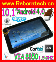 Wholesale Android Tablet 10.1 Inch VIA8850