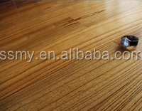 Pine wood E1 brown core Deep registered embossed laminate flooring