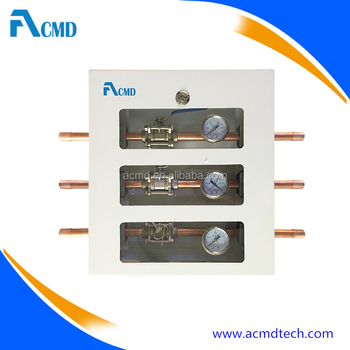 Hospital Zone Valve Box With Shut off Valve Box
