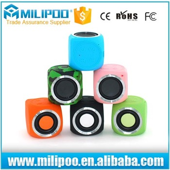 Hot sale Portable Wireless Waterproof loudspeaker Bluetooth Waterproof speaker with suction cup on 1 Year Warranty