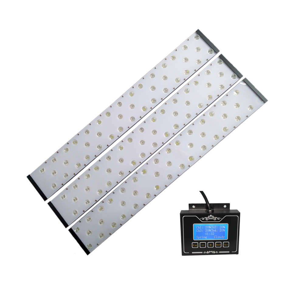 DSunY LED Professional Aquarium light led fish light 40*36*24 inch free combination lunar cycle