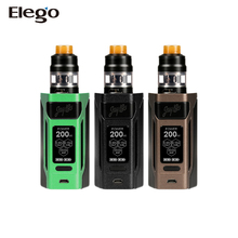 100% Original Vaporizer Kit, 20700 / 18650 Battery Reuleaux RX2 Kit, WISMEC RX2 200W