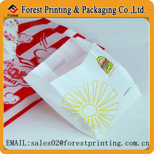 High quality Greaseproof paper bag for food packaging