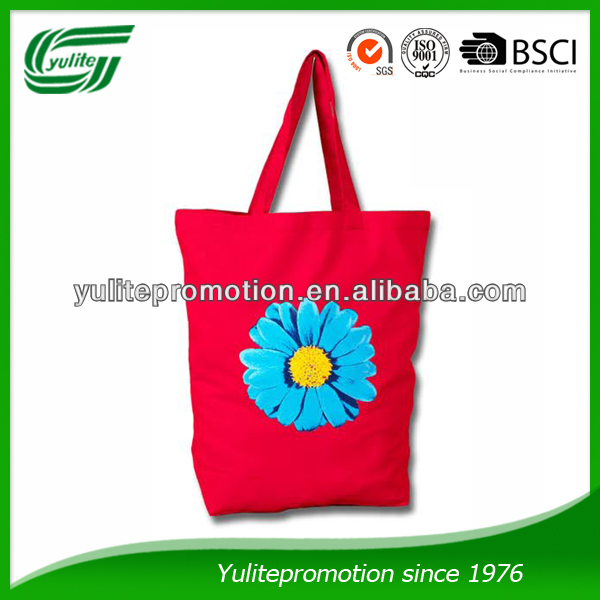 promotional cotton shopping bag