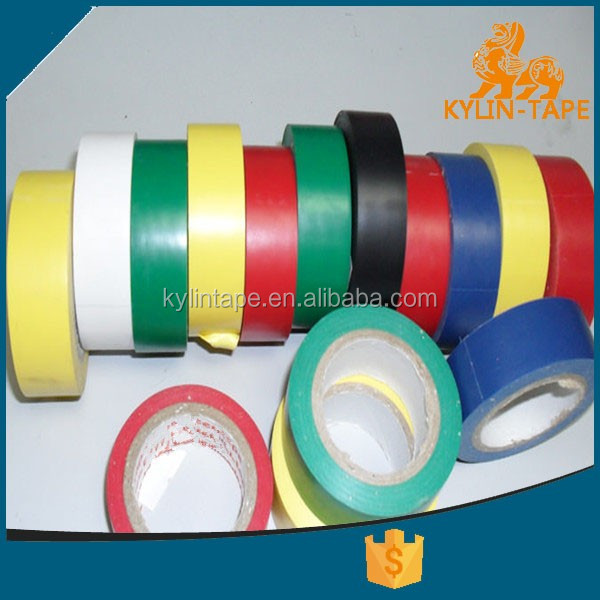 colorful self bonding electrical tape