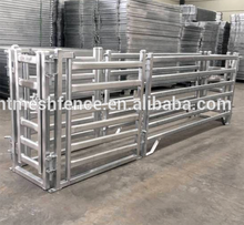 New product stainless steel 3 Way Draft Race sheep yard panel/gates