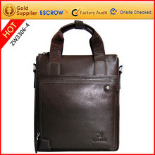 2012 spring style leather briefcase for ipad