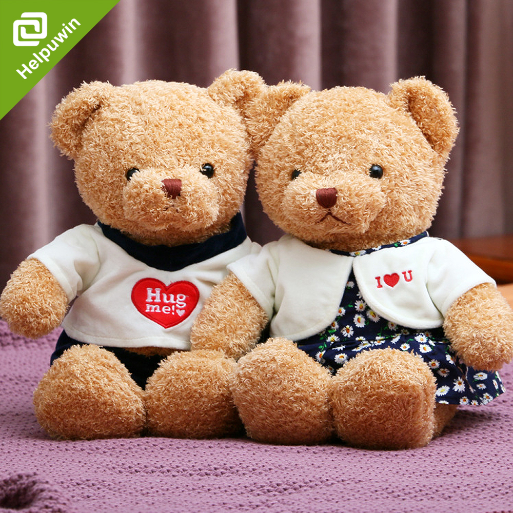 Factory high quality custom bear baby plush toy animal soft Low Price