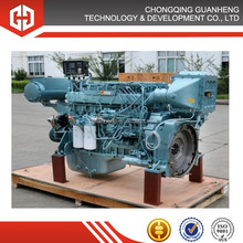 Marine diesel engine for propulsion 137.5kw/187HP/1800rpm