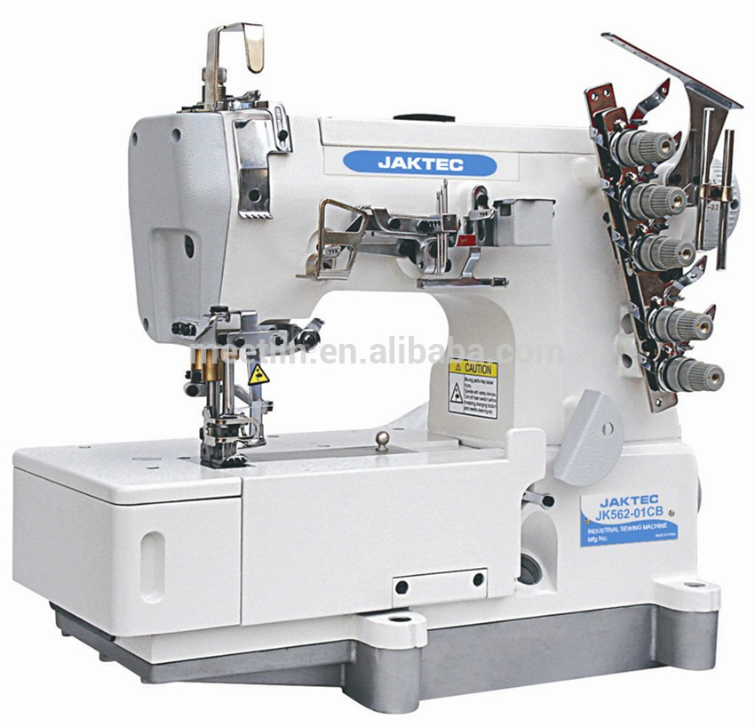JK562-01CB High speed flat bed interlock sewing machine