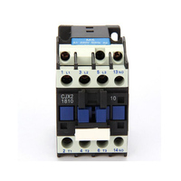 LC1 D/CJX2 18A 220v coil ac magnetic contactor